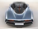 Фото McLaren Speedtail корма