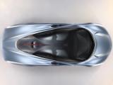 Фото McLaren Speedtail вид сверху