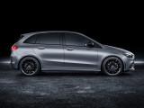 Фото Mercedes-Benz B-Class профиль микровэна