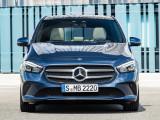 Новый Mercedes-Benz B-Class вид спереди