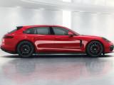Фото Porsche Panamera GTS Sport Turismo профиль