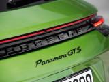 Шильдик Panamera GTS