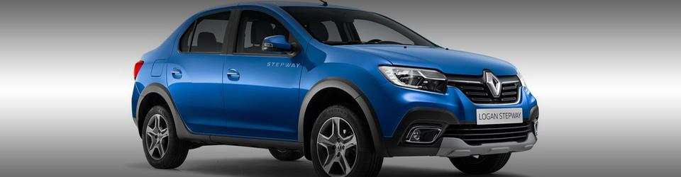 Renault Logan Stepway 2019