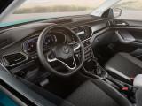Интерьер Volkswagen T-Cross фото