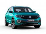 Новый Volkswagen T-Cross вид спереди