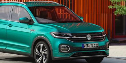 Volkswagen T-Cross 2019-2020