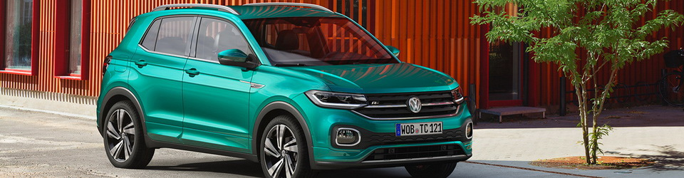 Volkswagen T-Cross 2019-2020