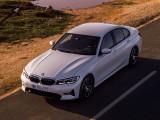 Фото BMW 330e 2019 дизайн кузова