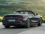 Фото BMW 8-Series Convertible 2019-2020 корма