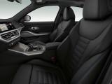 Интерьер BMW 340i xDrive фото