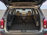 Багажник Хендай Палисад с опущенными спинками всех задних сидений