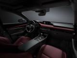 Отделка салона Mazda 3 вариант 2