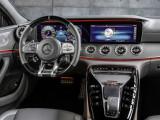 Салон Mercedes-AMG GT 43 фото