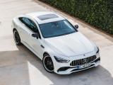 Дизайн кузова Mercedes-AMG GT 53 фото