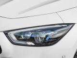 Передняя оптика AMG GT