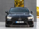 Фото Mercedes-AMG GT 63 S вид спереди