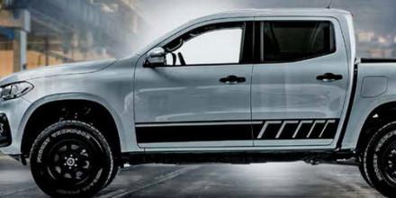 Mercedes-Benx X-Class X²