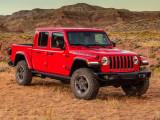 Фото Jeep Gladiator 2019 вариант Rubicon