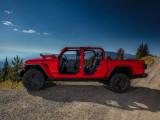 Фото Jeep Gladiator с открытым кузовом