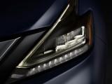 Новая головная оптика Nissan Murano