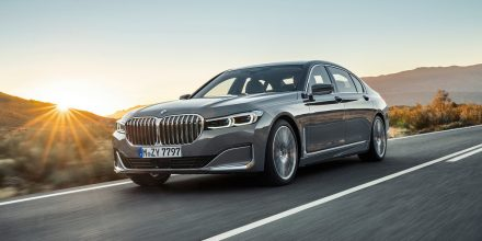 BMW 7-Series 2019
