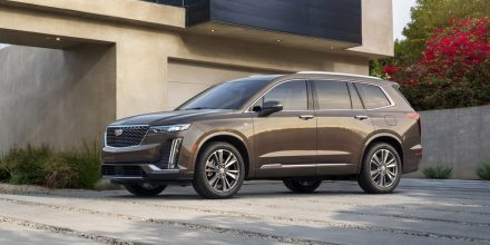 Cadillac XT6 2019-2020