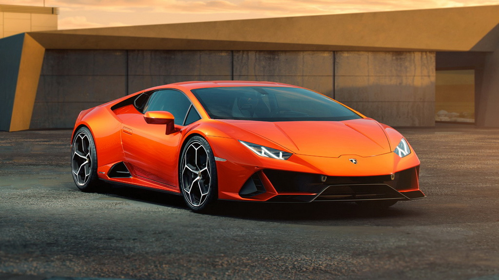 Производство карбонового суперкара Lamborghini начнется осенью