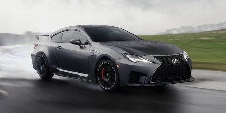 Lexus RC F 2020