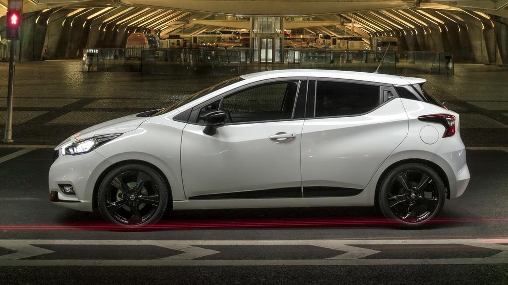 Профиль Nissan Micra N-Sport