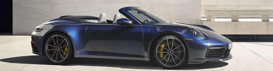 Porsche 911 Cabriolet 2019-2020