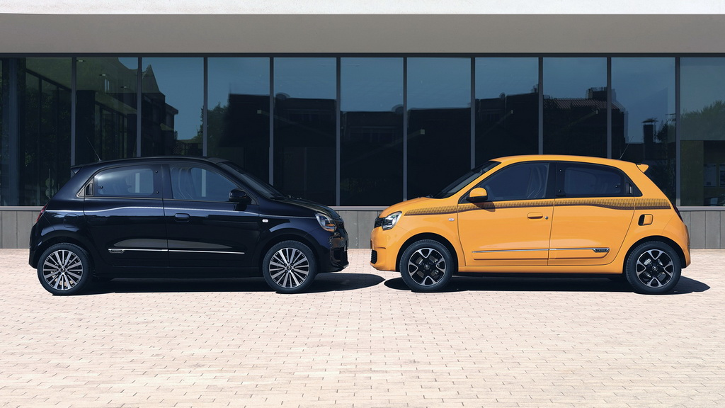 Renault Twingo 2019-2020
