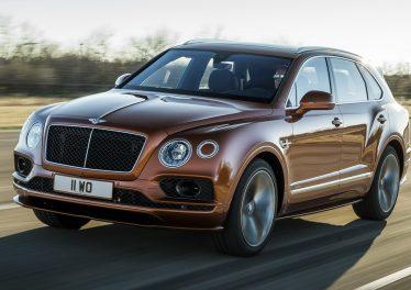 Bentley Bentayga Speed 2019