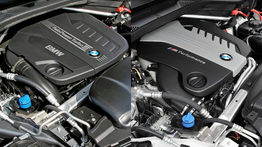 Дизельные двигатели серии N57