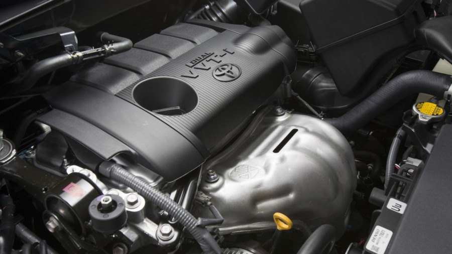 Двигатель 1AR-FE Тойота Хайлендер