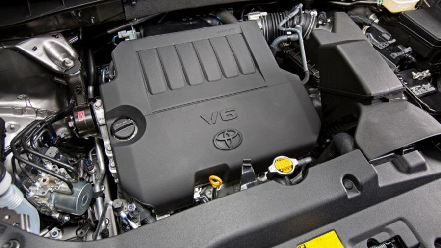Двигатель 2GR-FE Тойота Хайлендер