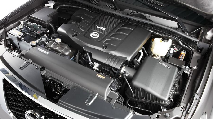 Двигатель 5.6 V8