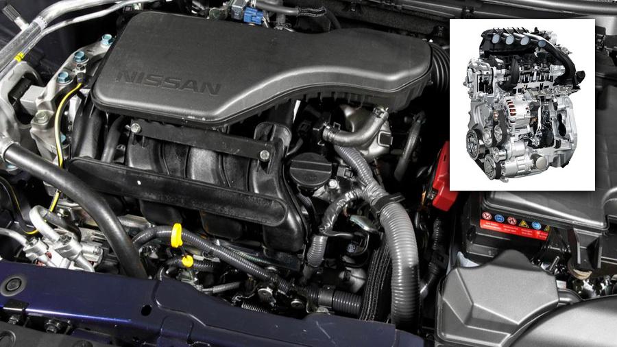 Двигатель Ниссан Кашкай 2.0