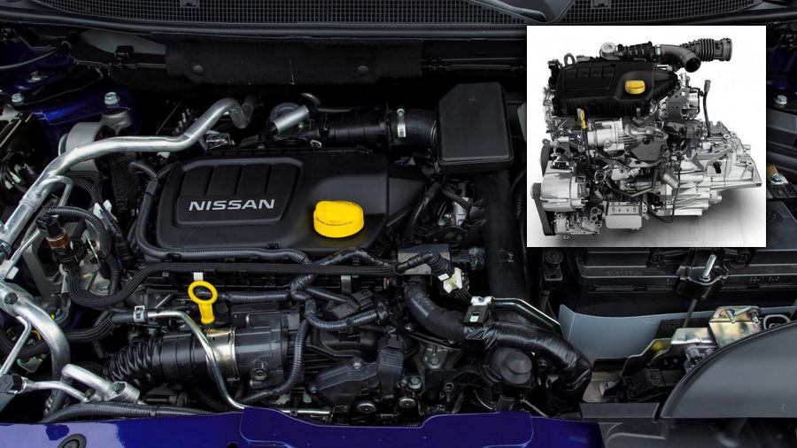 Двигатель Ниссан Кашкай 1.6 dCi