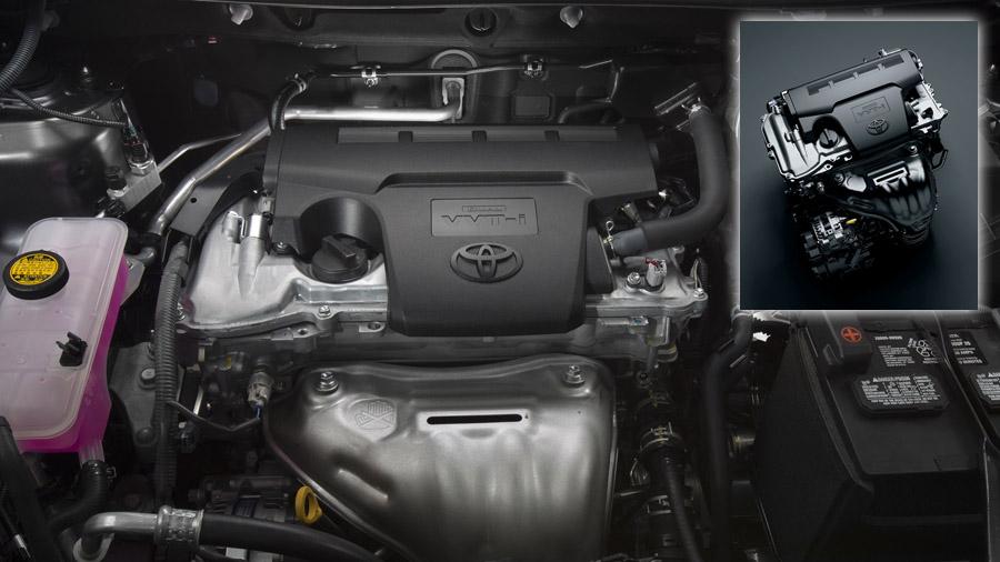 Двигатель 2AR-FE 2.5 Toyota RAV4